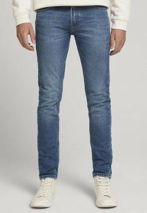 AEDEN - Slim fit jeans - super stone blue denim tint