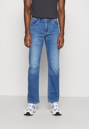 BROOKLY - Jeans straight leg - light ray