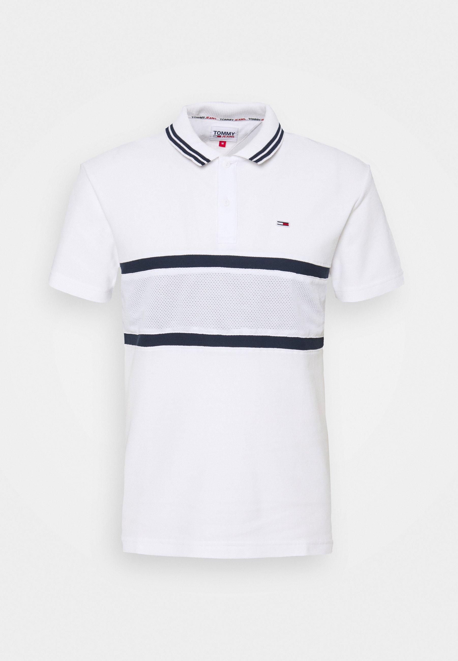 Men MIX MEDIA BAND - Polo shirt