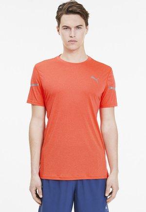 RUNNER ID THERMO R+ - Print T-shirt - lava blast