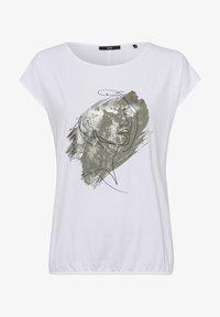 zero - Print T-shirt - white - 4