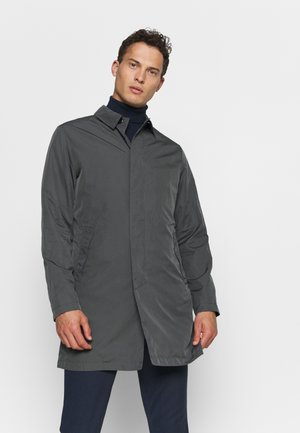 SLHFELIX COAT - Halflange jas - dark shadow