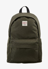 HKT by Hackett - BACKPACK - Batoh - khaki - 5