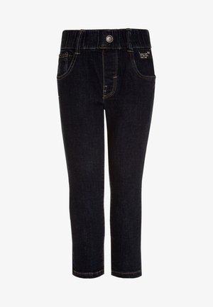 MATT - Slim fit jeans - dark blue denim/blue