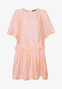 Stella Nova - Denní šaty - candy coral - 5
