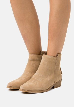 FLASHBACK - Ankle boots - tan