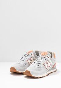 New Balance - WL574 - Zapatillas - grey/pink - 4