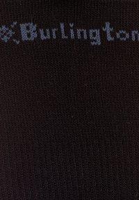 Burlington - 2-PACK - Socks - black (3000) - 2