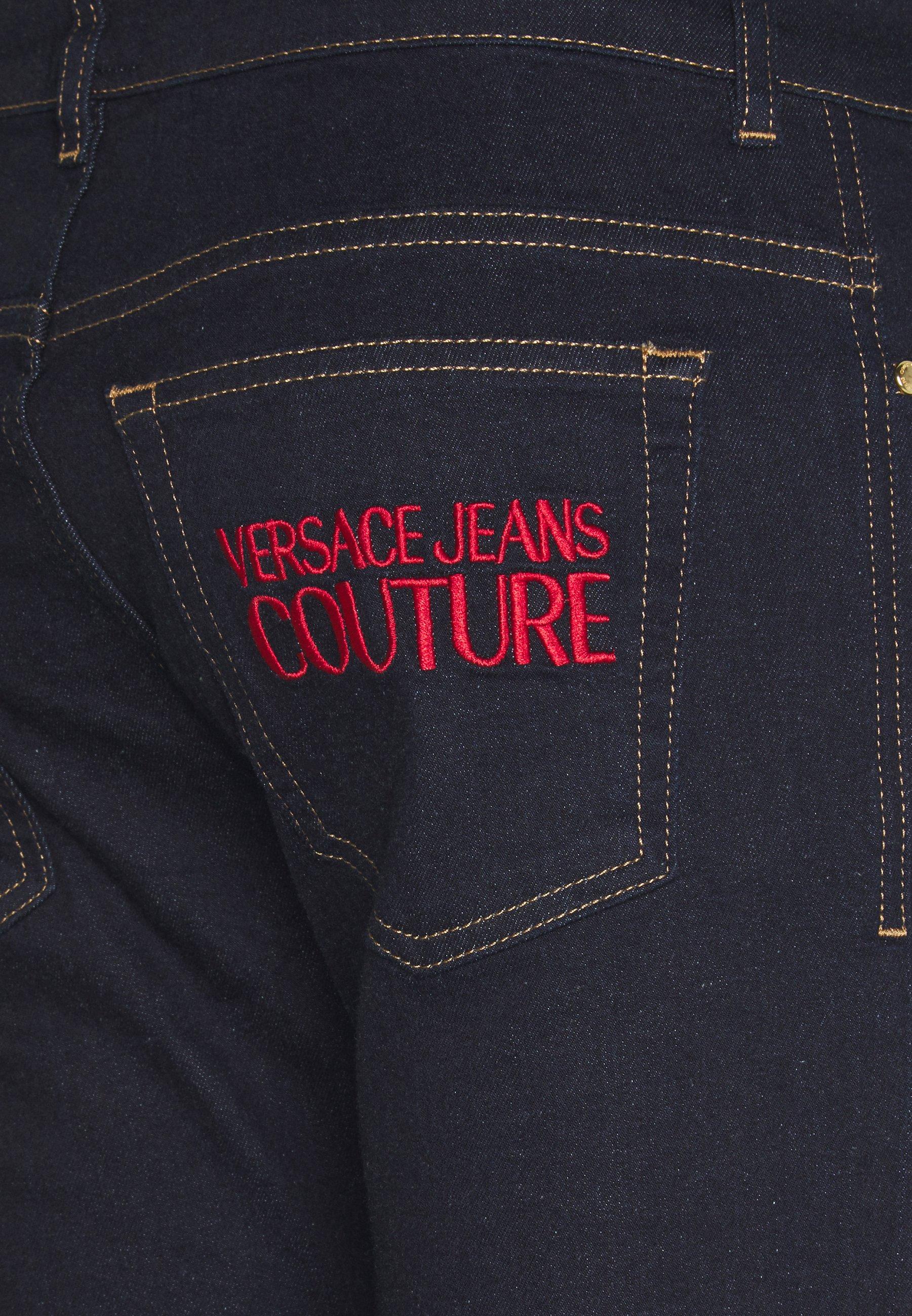 Versace Jeans Couture LOGO - Jean slim - indigo