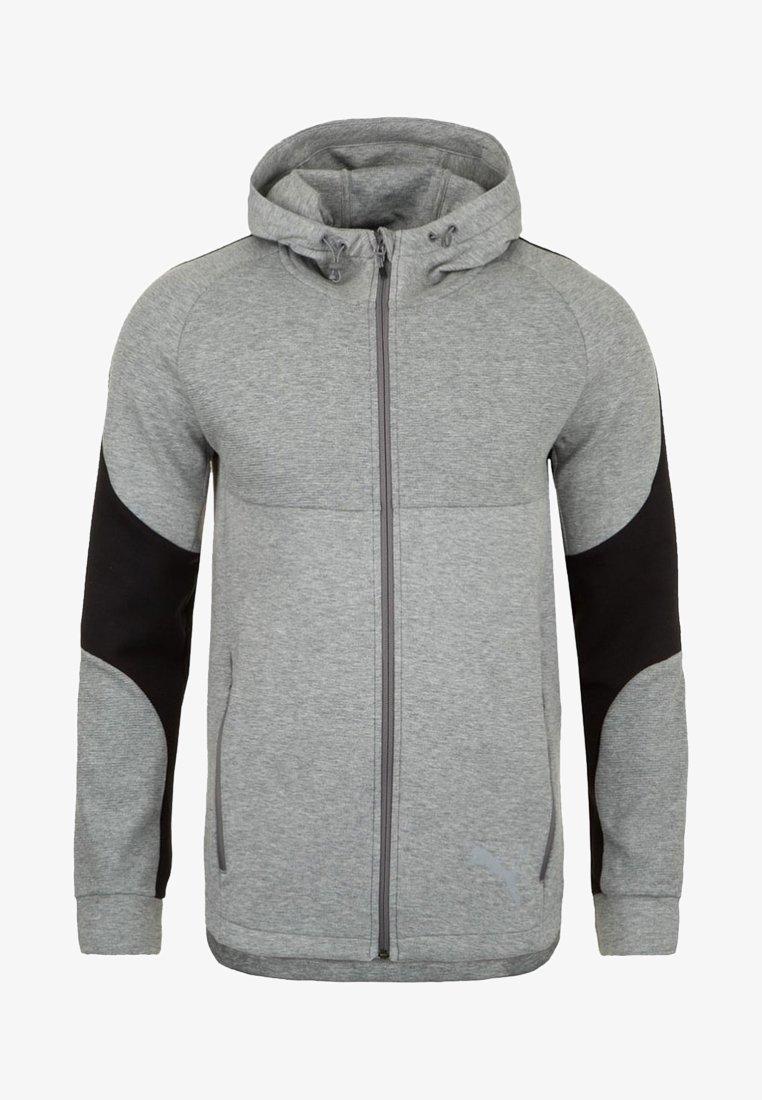 Puma - Sweatjacke - gray