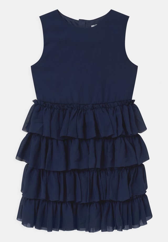 KEL GIRLS  - Cocktailjurk - navy