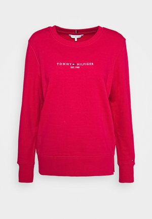 Sweatshirt - ruby jewel