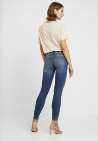 ONLY - Jeans Skinny Fit - medium blue denim - 2