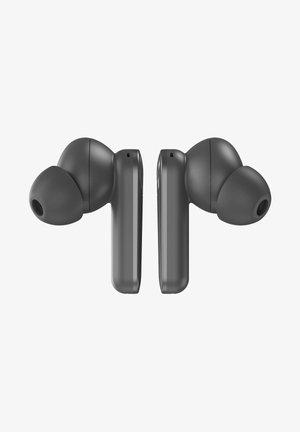 TRUE WIRELESS IN EAR - Headphones - storm grey