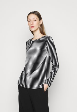 SOPRANO - Long sleeved top - schwarz