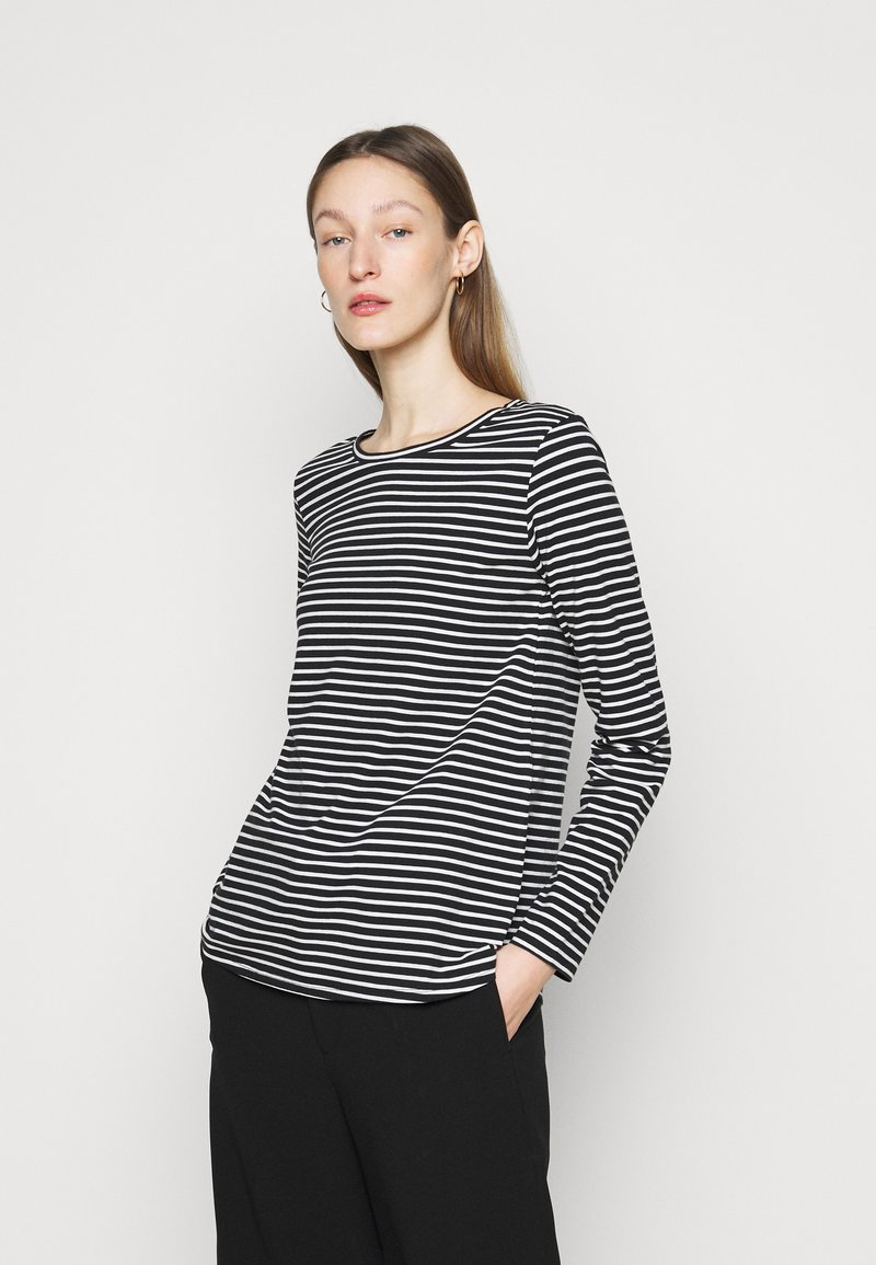 WEEKEND MaxMara - SOPRANO - Long sleeved top - schwarz