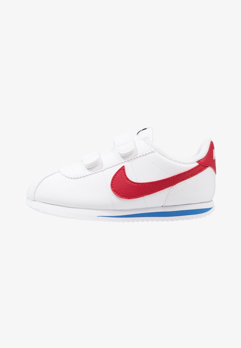 Nike Sportswear - CORTEZ BASIC  - Sneakers - white/prism pink/spark