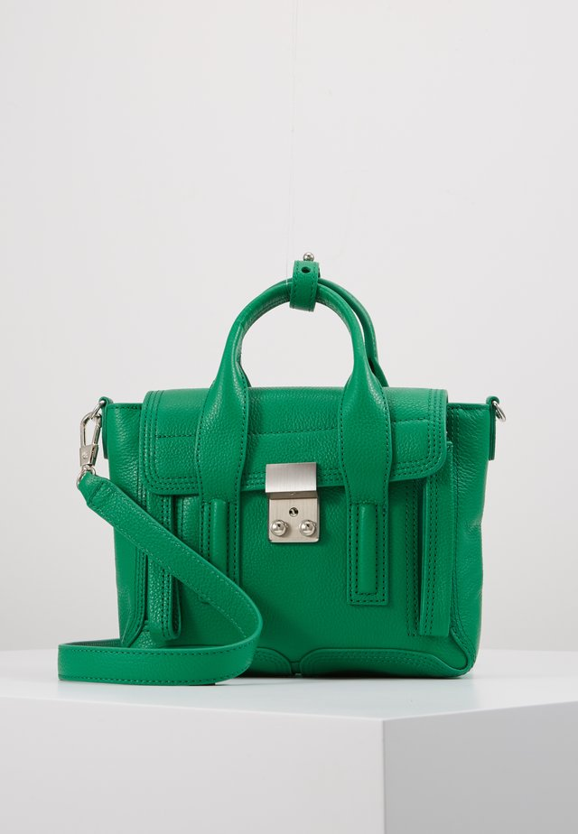 PASHLI MINI SATCHEL - Skuldertasker - kelly green