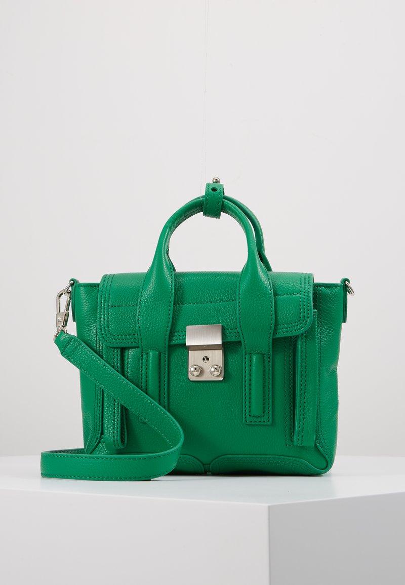 3.1 Phillip Lim - PASHLI MINI SATCHEL - Taška spříčným popruhem - kelly green