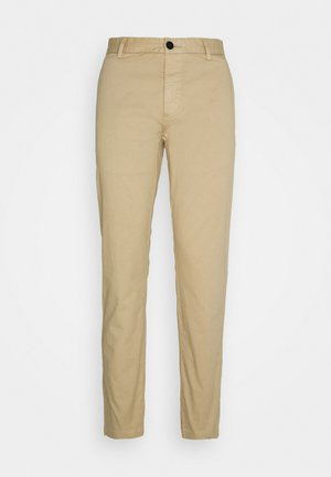 DAVID - Chino kalhoty - medium beige
