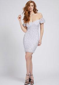 Guess - Cocktail dress / Party dress - weiß - 1