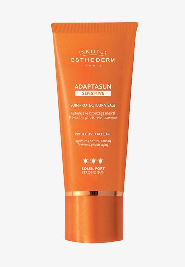 INSTITUT ESTHEDERM ADAPTASUN SENSITIVE SKIN PROTECTIVE TANNING C - Sun protection - white