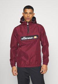 Ellesse - MONT  - Windbreaker - burgundy - 0