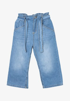 Relaxed fit jeans - blue light wash/blue