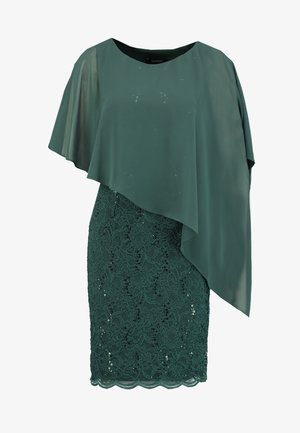 Cocktailklänning - grün