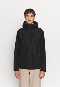 The North Face - DRYZZLE FUTURELIGHT JACKET - Hardshell jacket - black - 0