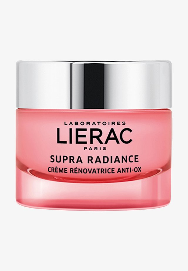LIERAC GESICHTSPFLEGE SUPRA RADIANCE HAUTERNEUERNDE ANTI-OX CREM - Face cream - -