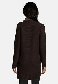 Betty Barclay - Short coat - dark chocolate - 2