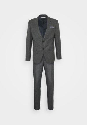 KARTE F - Garnitur - grey/blue