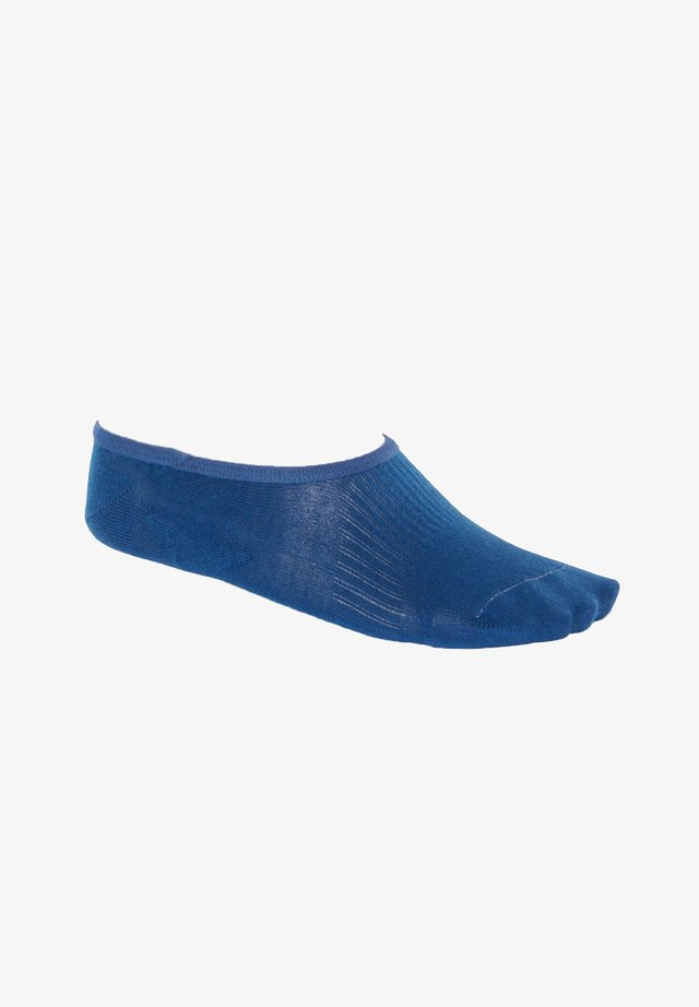 Trainer socks - blau