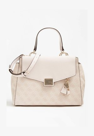 MAXI-HENKELTASCHE - Across body bag - creme