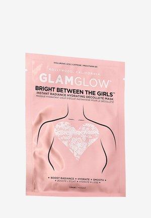 BRIGHT BETWEEN THE GIRLS DÉCOLETTÉ SHEETMASK - Face mask - -