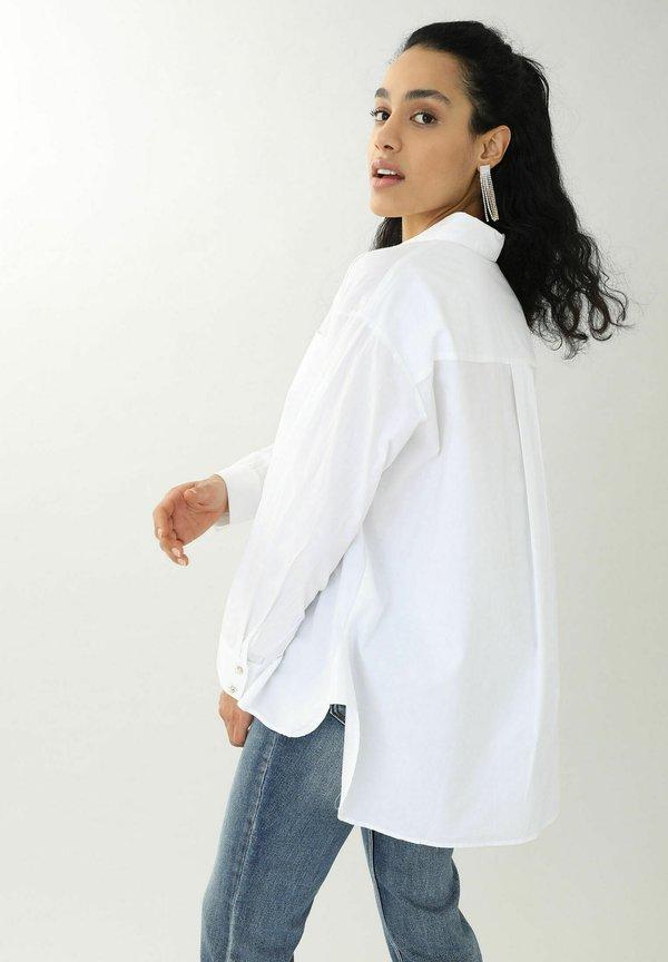 Pimkie Koszula - weiß/biały TLBB