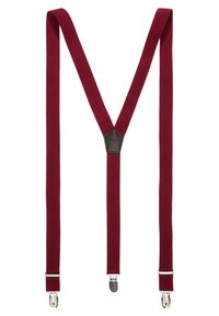Only & Sons - ONSBOWTIE SUSPENDER SET - Bow tie - bordeaux - 2