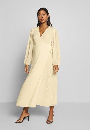 DRESS - Sukienka letnia - pale yellow
