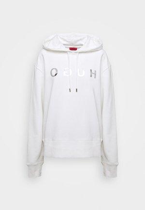 DREANA - Hoodie - white/silver