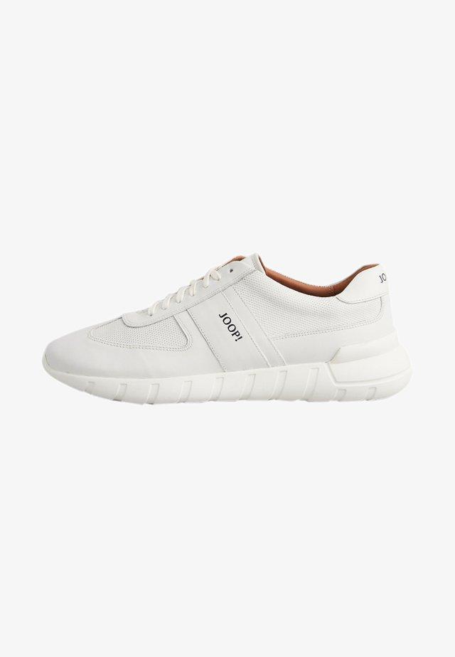 LISTA HERNAS - Sneakers basse - white