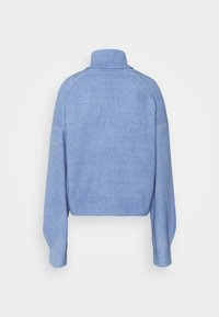 Weekday - AGGIE TURTLENECK - Pullover - dove blue - 7