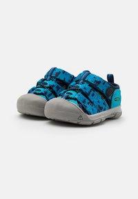 Keen - NEWPORT H2 UNISEX - Walking sandals - vivid blue/katydid - 1