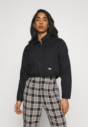 KIESTER - Summer jacket - black