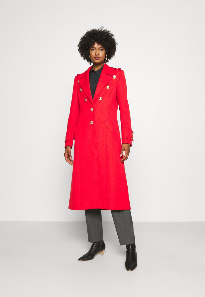 Patrizia Pepe - COATS - Classic coat - scala red