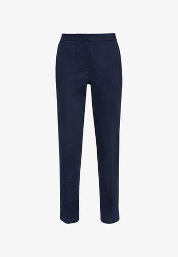 Trousers - tintenblau