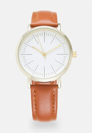 Watch - cognac