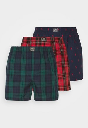 3 PACK - Boxer shorts - navy