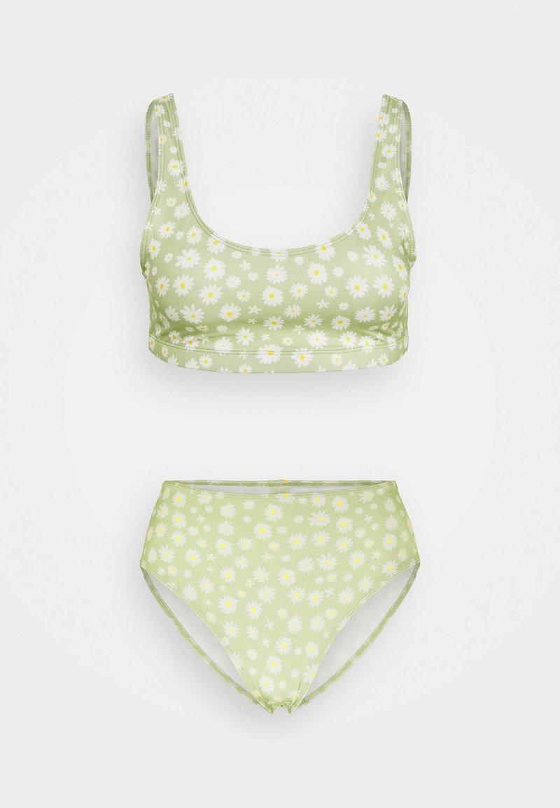 Monki - Bikini - green