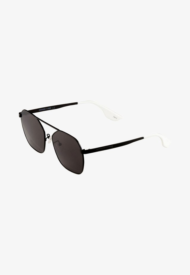 Sunglasses - black/black/grey